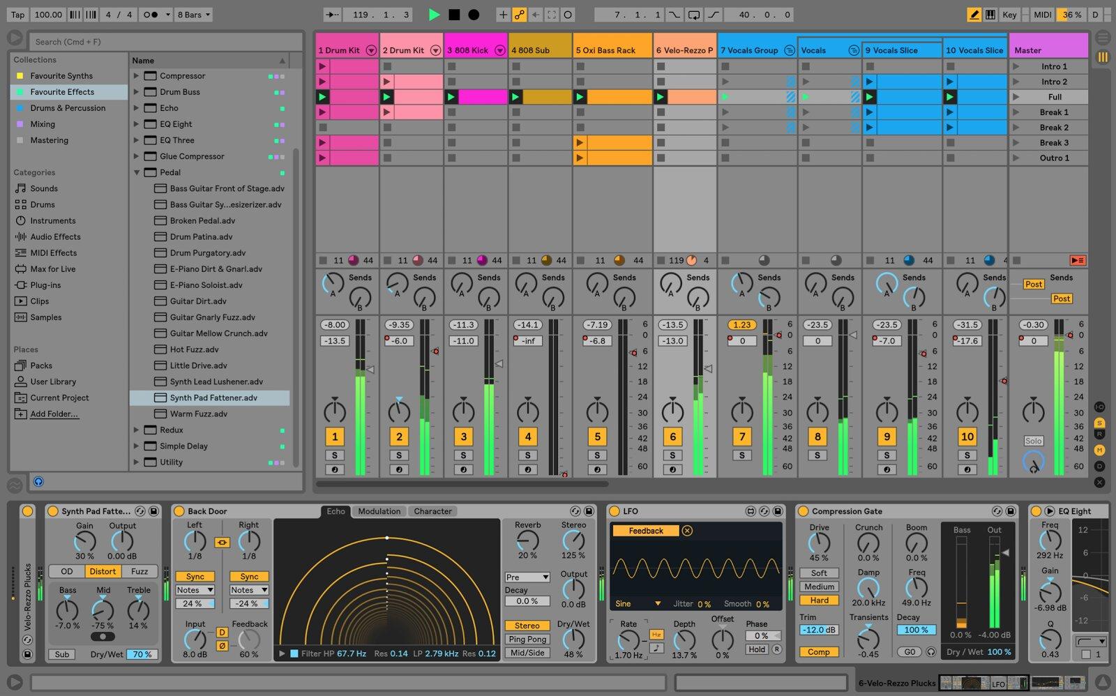 live midi software