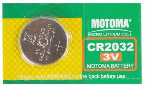 Motoma CR2032