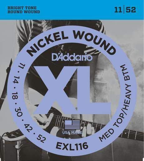 D´Addario EXL116