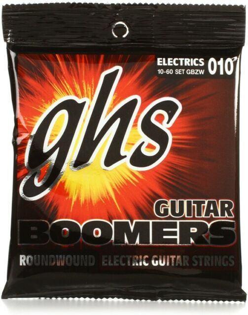 GHS Boomers Zakk Wylde Tvrdost: 010/060