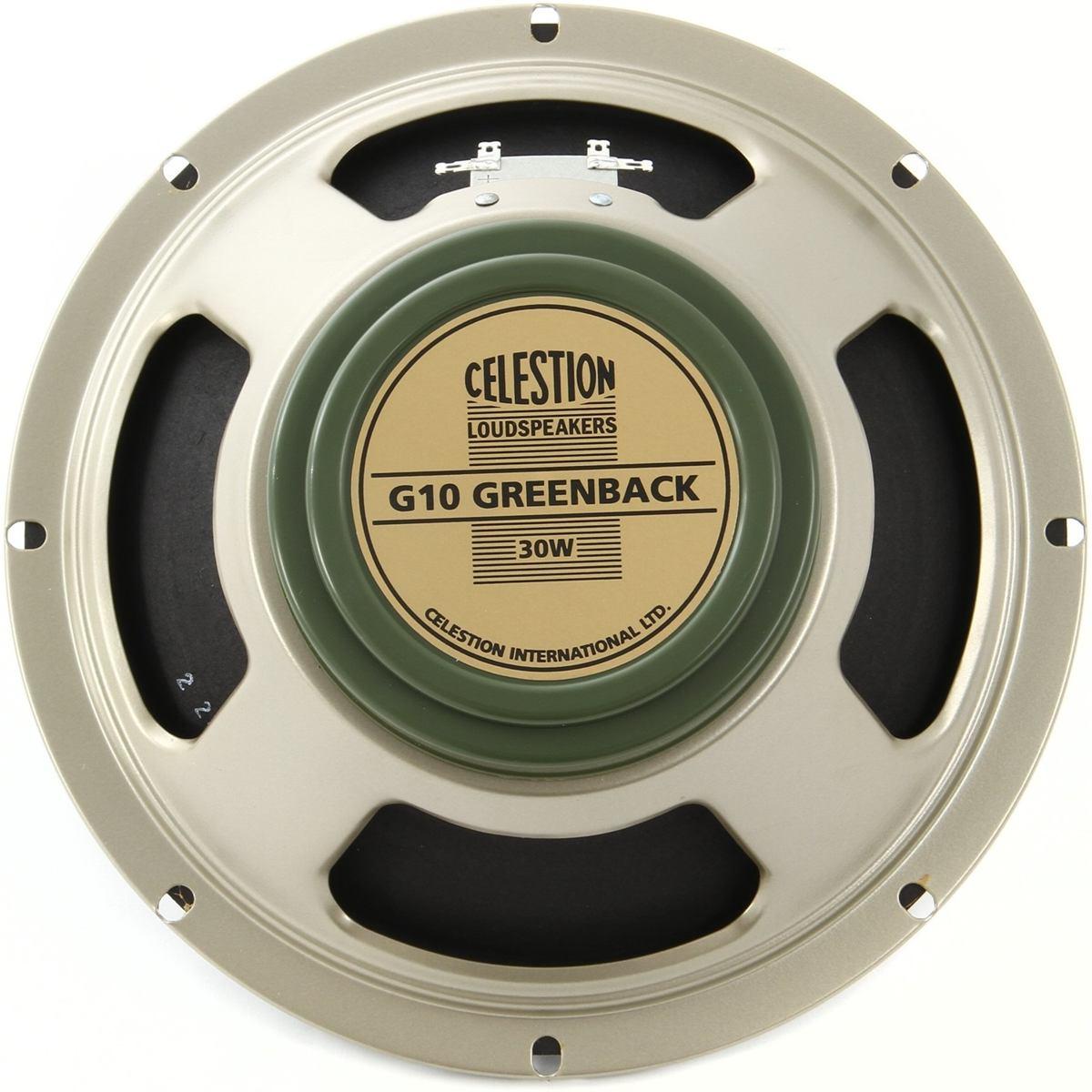CELESTION G10 Greenback 8 Ohm