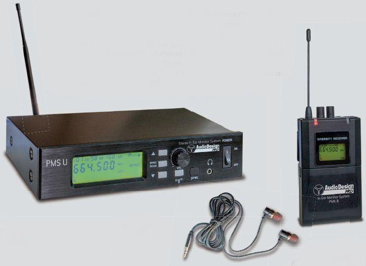 AudioDesign PMS U