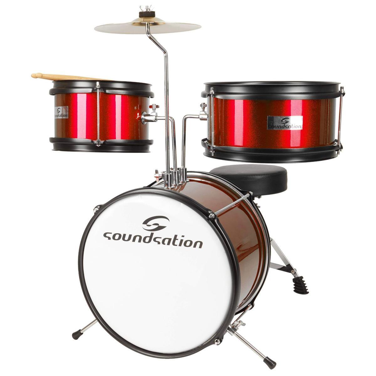 Soundsation JDK313 Barva: červená