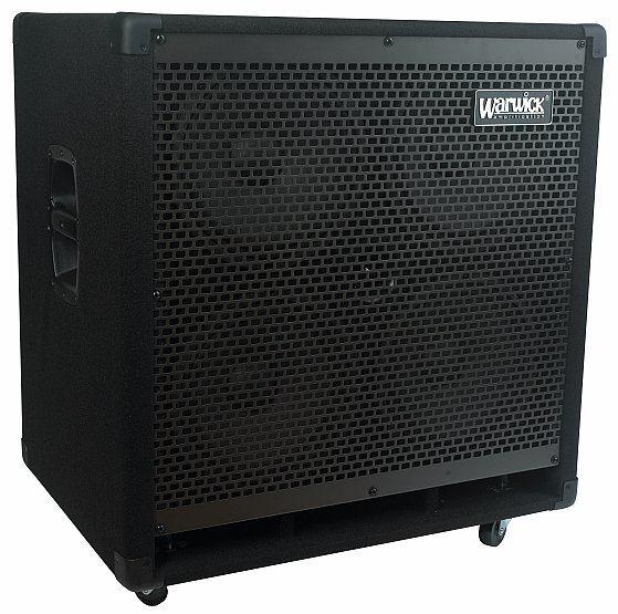 Warwick WCA 410 Impedance: 8 Ohmů