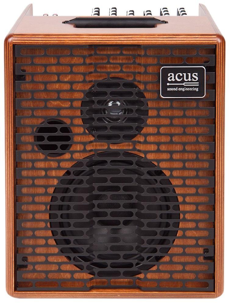 Acus One Forstrings 6T 2.0 Barva: přírodní dřevo