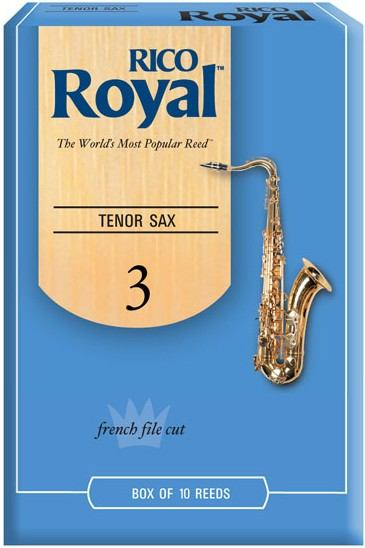 Rico Royal RKB tenor sax Tvrdost: 1