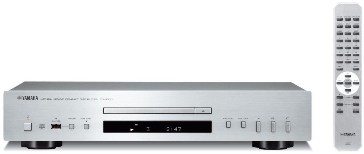 Yamaha CD-S300 Barva: stříbrná