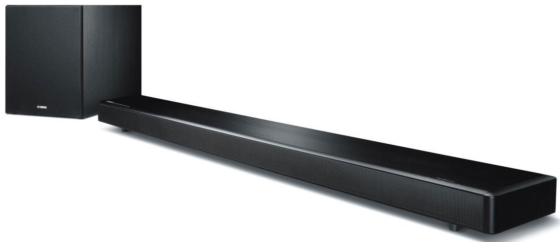 Yamaha YSP-2700 Barva: černá