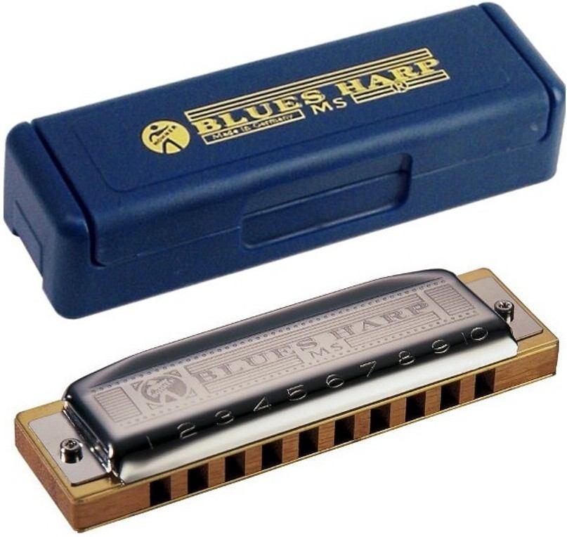 Levně Hohner Blues Harp Ladění: D
