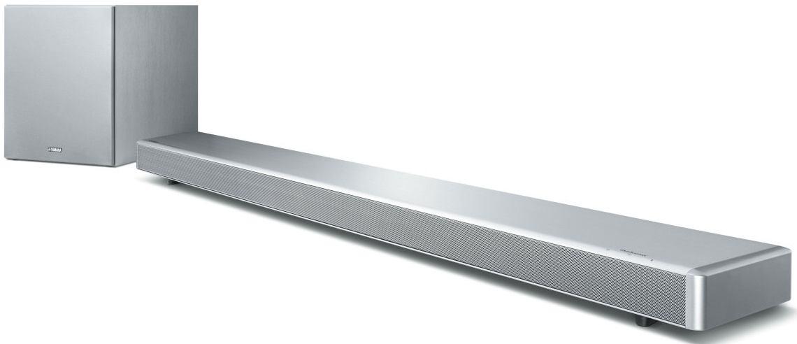 Yamaha YSP-2700 Barva: stříbrná
