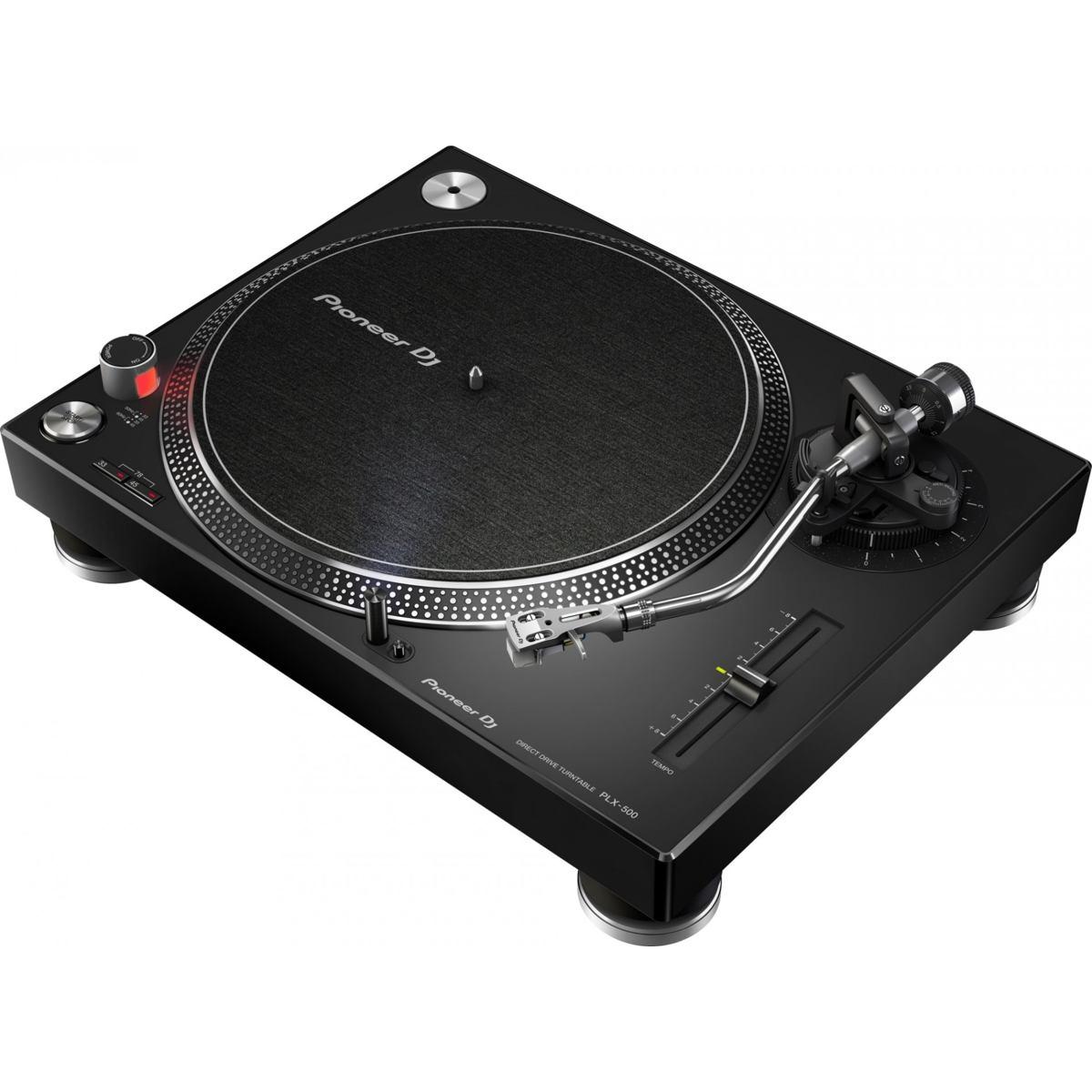 Pioneer DJ PLX-500 Barva: černá