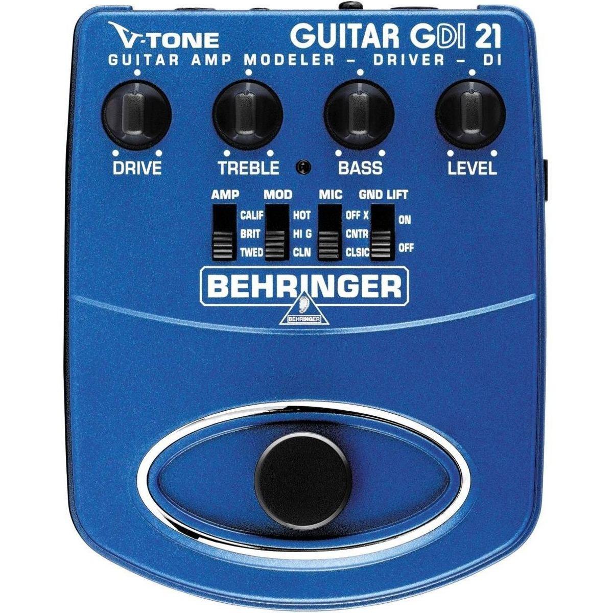 Behringer GDI21