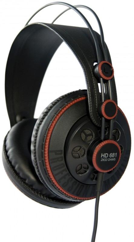 Superlux HD681 RD vybalený kus