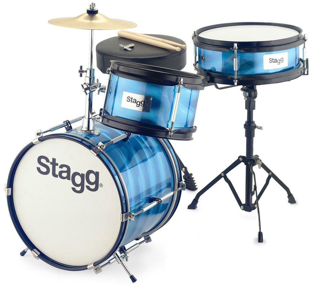 Stagg TIM JR 3/12B Barva: BL (modrá)