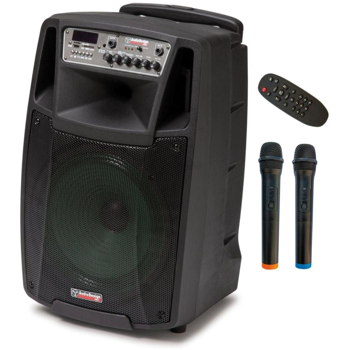 AudioDesign M2 12W/L