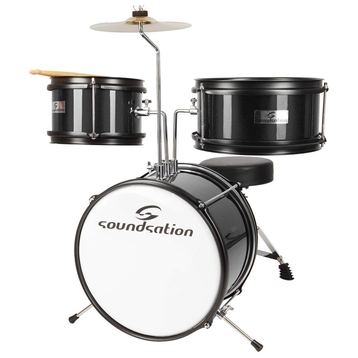 Soundsation JDK313 Barva: černá