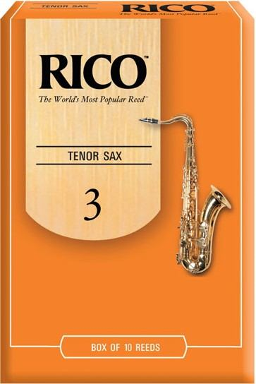 Rico RKA tenor sax Tvrdost: 3