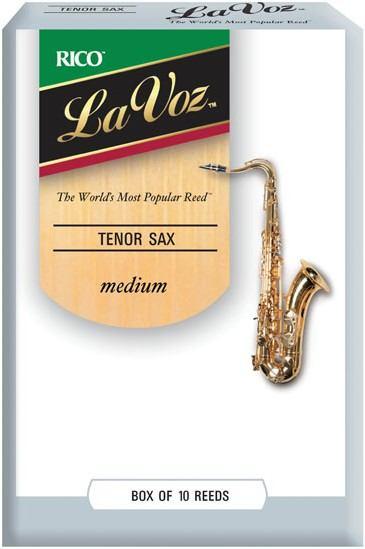 Rico La Voz RKC10 tenor sax Tvrdost: Medium
