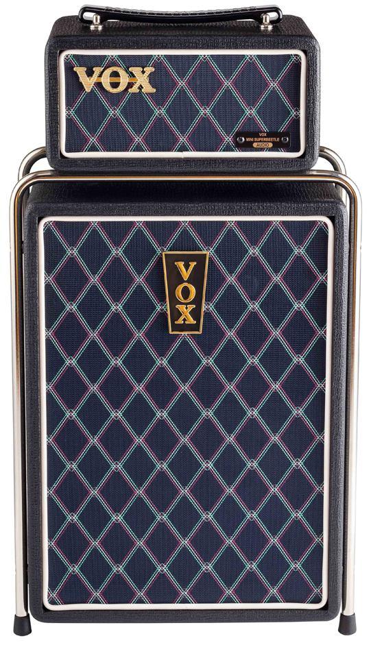 Vox Mini Superbeetle Audio Barva: černá