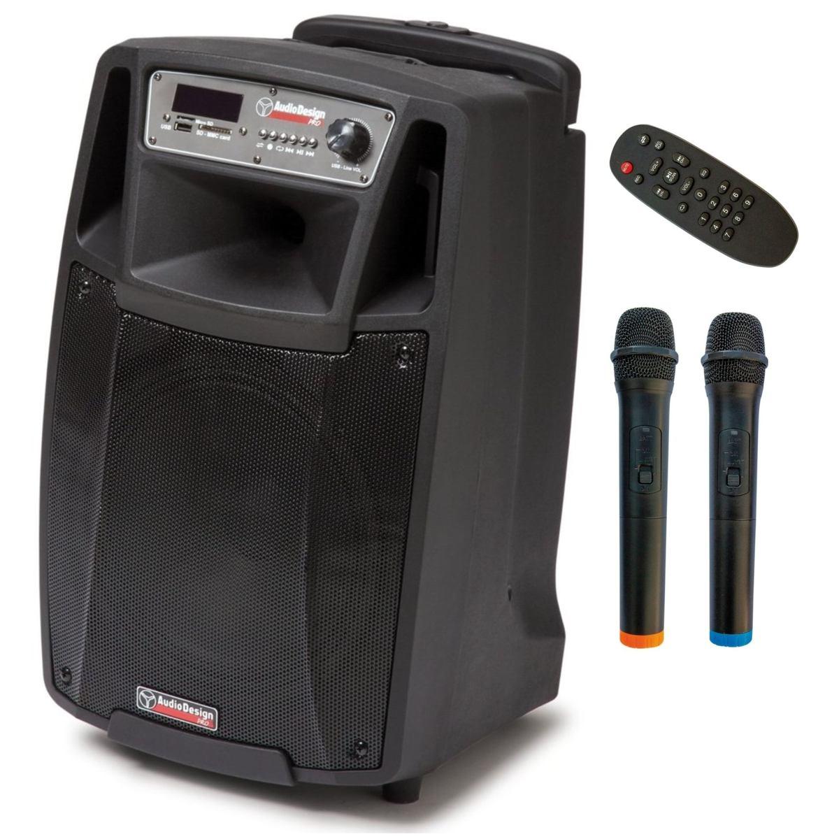AudioDesign M2 10W/L