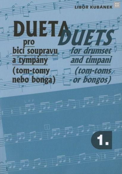 Dueta pro bicí soupravu a tympány 1