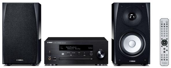 Yamaha MCR-N570 BLACK
