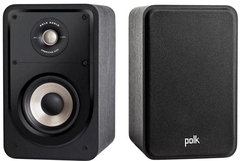 Polk Audio S15e Barva: černá