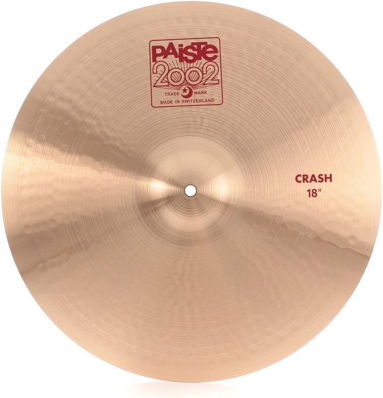 "Paiste 2002 Classic, Crash 18"""