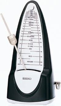 Seiko SPM320 Barva: černá