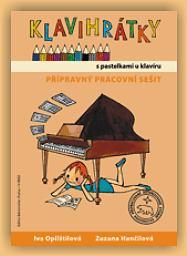 Klavihrátky - s pastelkami u klavíru