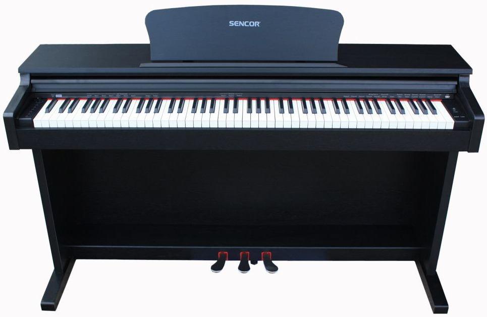 Sencor SDP-100 Barva: BK (černá)