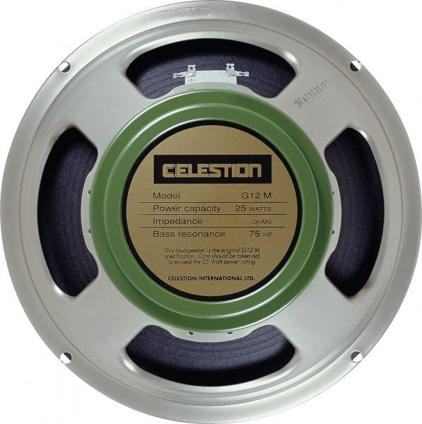 CELESTION Classic G12M Greenback 8 Ohm