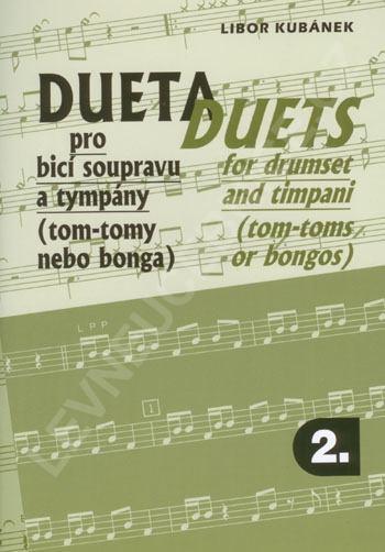 Dueta pro bicí soupravu a tympány 2