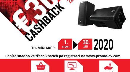 Cashback Electro-Voice