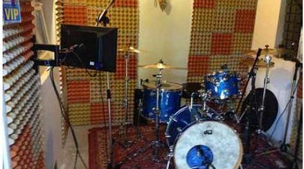 Začínáme s domácím nahráváním - náběr bicí soupravy