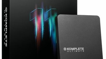 Native Instruments Komplete 11 za polovinu