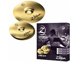 Zildjian Planet Z 3 pack 1