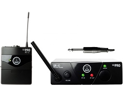 AKG WMS 40 MINI Instrumental Set