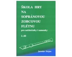 Škola hry na sopránovou zobcovou flétnu, 2.díl