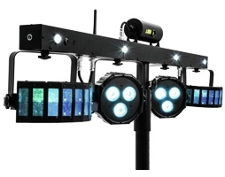 Eurolite LED KLS laser bar FX light set