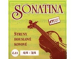 Gorstrings Sonatina č.11 E