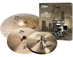 Zildjian A City Pack