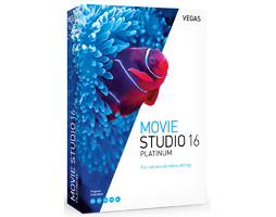 Vegas Movie Studio 16 Platinium