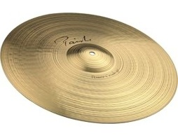 Paiste Signature, Mellow Crash 18""
