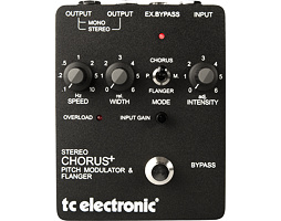 TC Electronic SCF Stereo Chorus Flanger