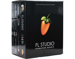 Image Line FL Studio Signature Edition Bundle 12