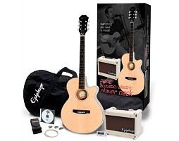 Epiphone PR4E Acoustic Player Pack