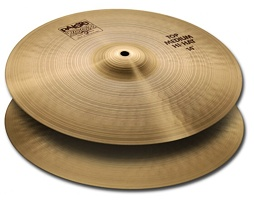 Paiste 2002 Classic, Medium Hi-Hat 14""