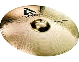 Paiste Alpha Brilliant, Medium Crash 18""