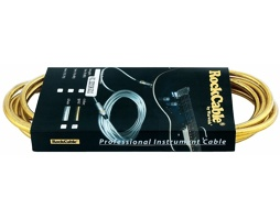 Rockcable by Warwick RCL 30203 D6 GOLD